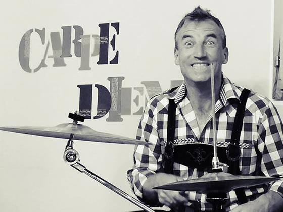 Schlagzeug - Christian