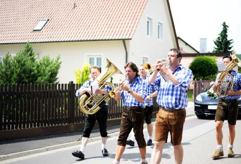 Hochzeit in Tegernheim