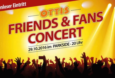 OTTIS Friends & Fans Concert